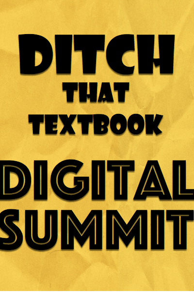 ditch that textbook summit
