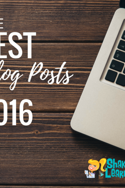 Top 20 Blog Posts of 2016