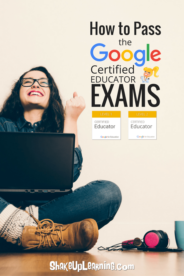 How to Pass the Google Certified Educator Exams