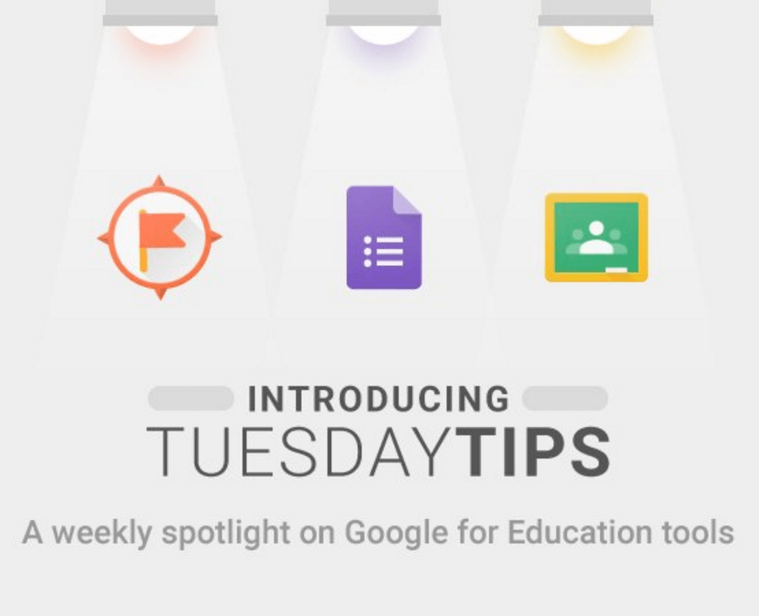 The Best Google Tips for Teachers from Google | #GoogleEdu Tuesday Tips
