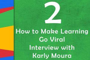 Google Teacher Tribe Podcast   Episode 2 Karly Moura