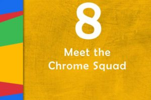 Supporting 1-1 with a Student Chrome Squad | Episode of 8 of #GTTribe