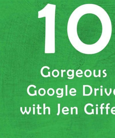 Make Your Google Drive Beautiful | Episode 10 of GTTribe