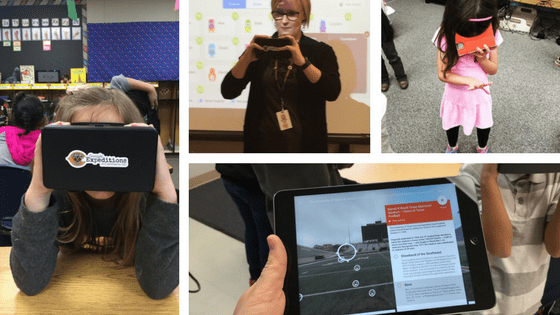 Commerce ISD Google Expeditions Pilot