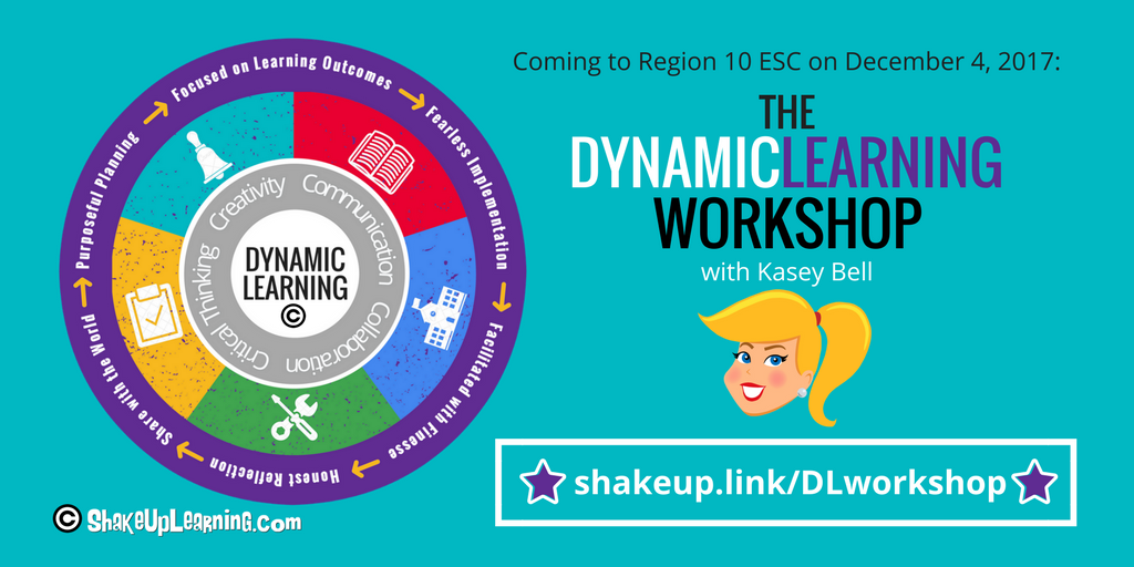 Dynamic Learning Workshop