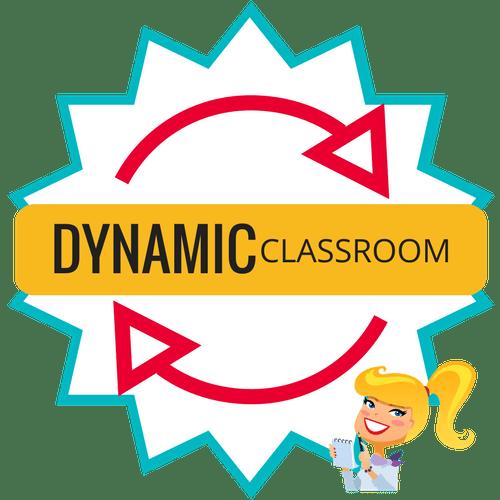 dynamic classroom badge