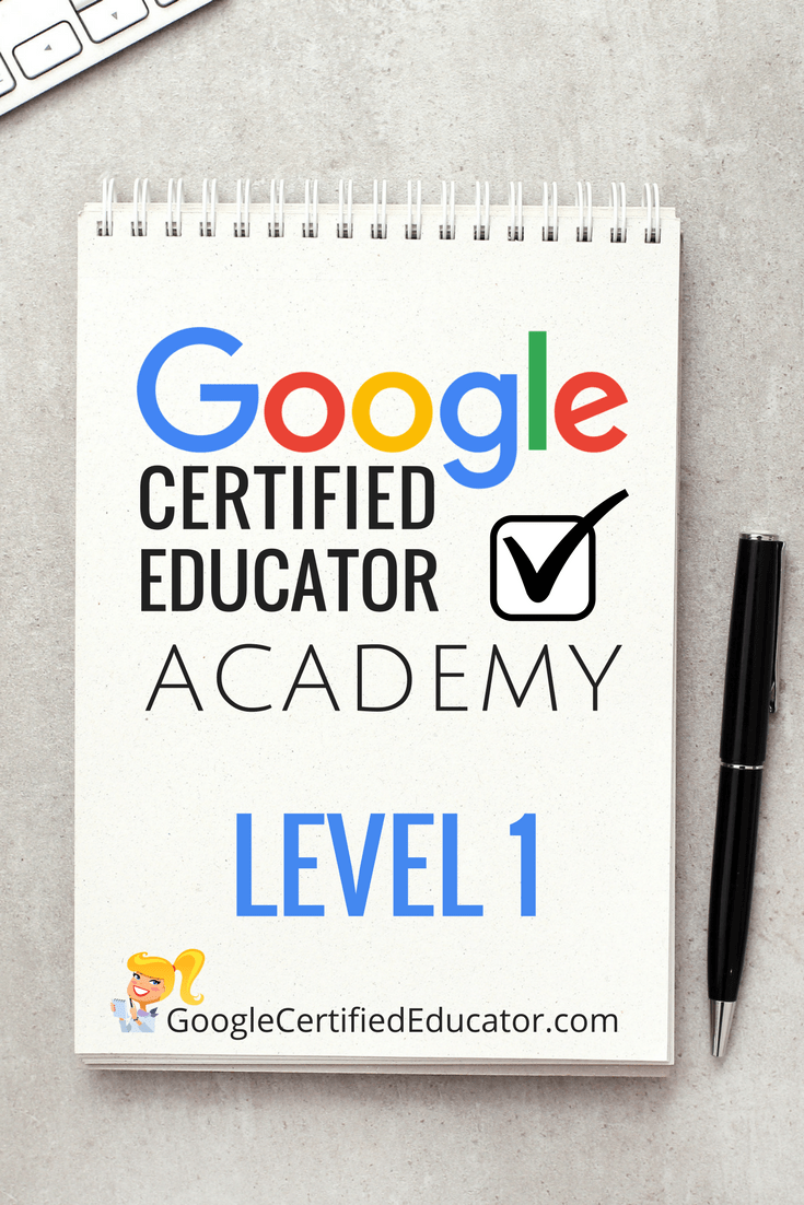 Google Certified Educator Online Boot Camp