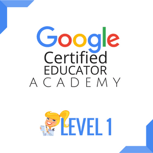 Google Certified Educator Boot Camp - ONLINE!