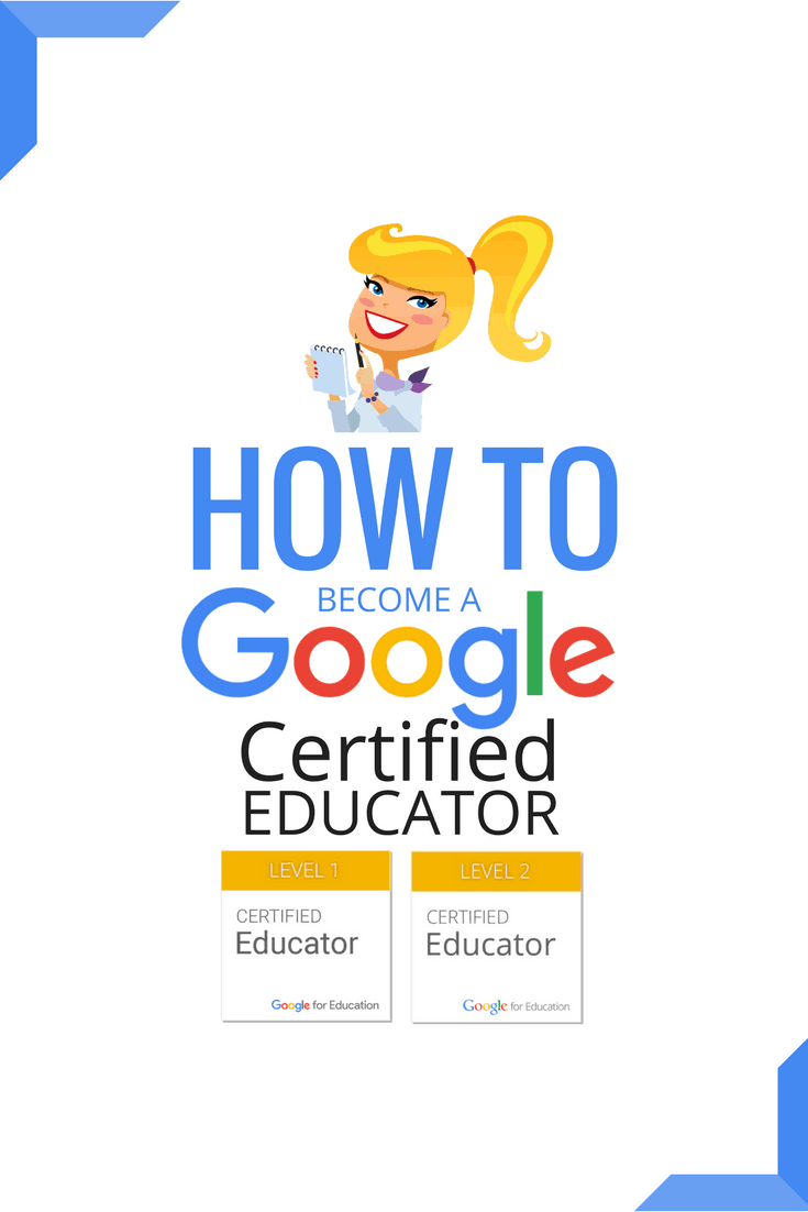 How to Become a Google Certified Educator