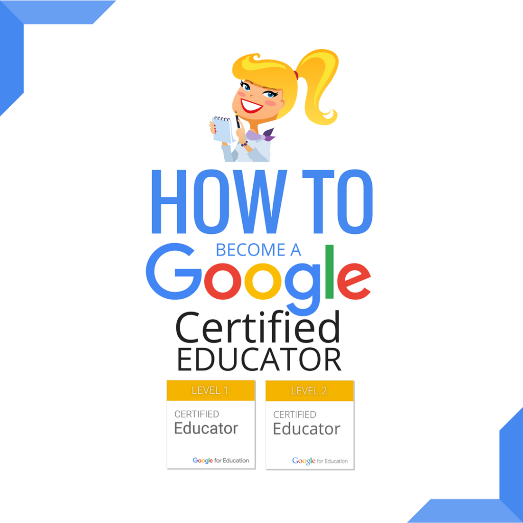 Google certifications shake up learning how to become a google certified educator video walkthrough xflitez Images