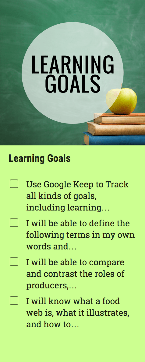 It's NOT About Google, It's About the LEARNING!