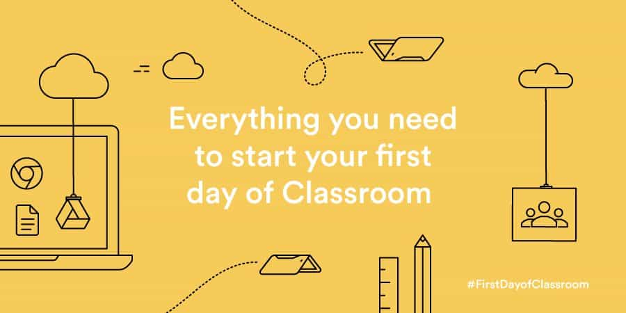Shake up learning website and blog first day of google classroom fandeluxe Choice Image