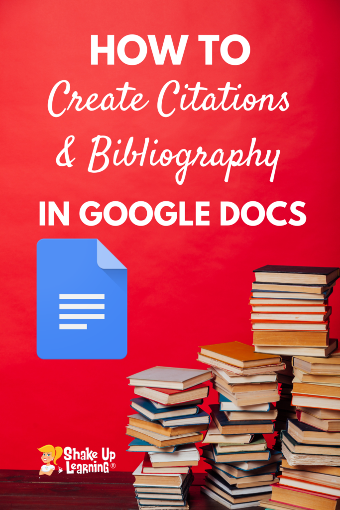 How to Create Citations and Bibliography in Google Docs