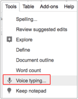 7 Reasons You Need to Try Voice Typing in Google Docs