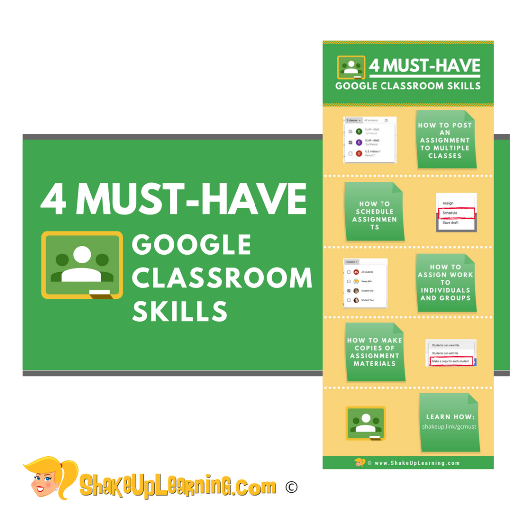 Google classroom resources shake up learning 4 must have google classroom skills for teachers fandeluxe Choice Image