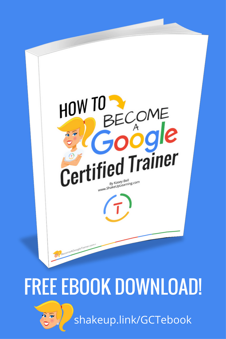 How to Become a Google Certified Trainer FREE eBook Download