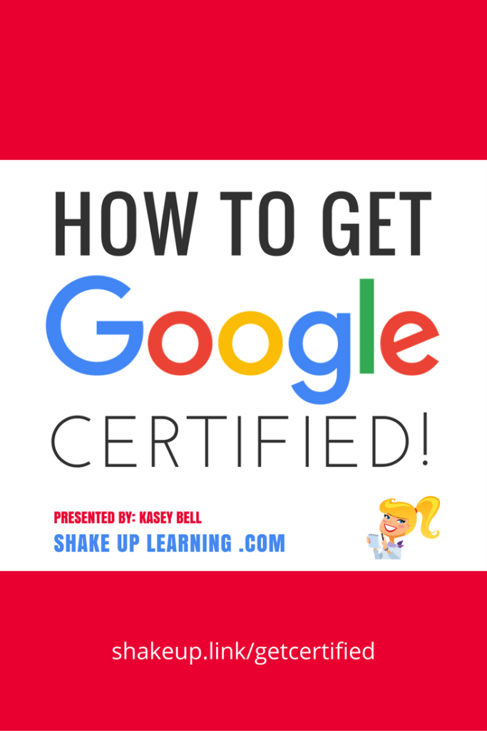 how to become google certified