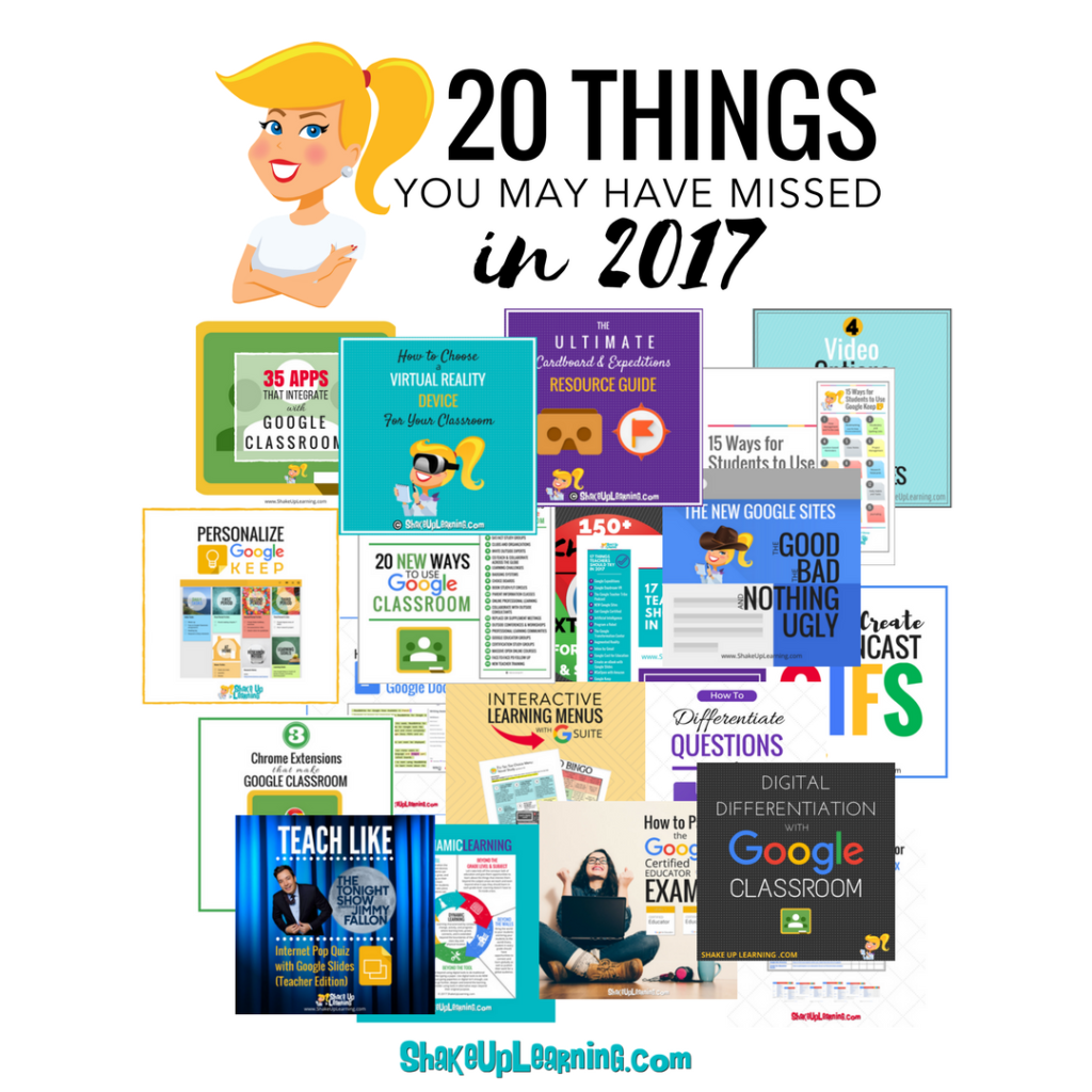 20 Things You May Have Missed in 2017