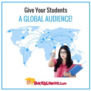 Every Student Should Publish for the World!