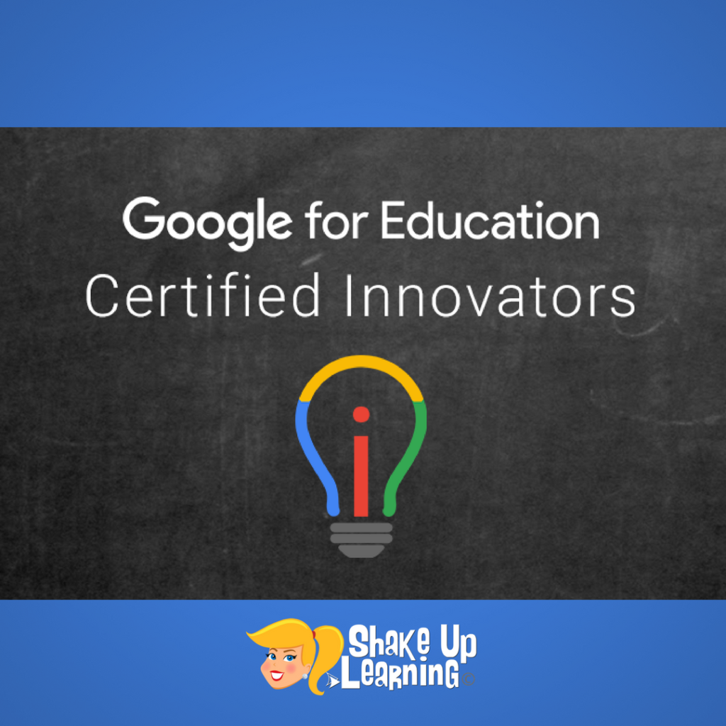 Google certifications shake up learning 5 tips to become a google certified innovator xflitez Image collections