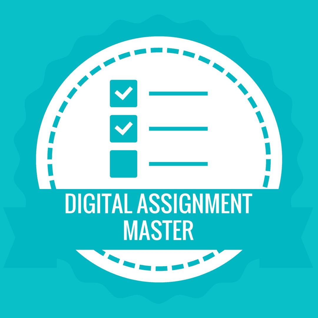 Digital Assignment Master