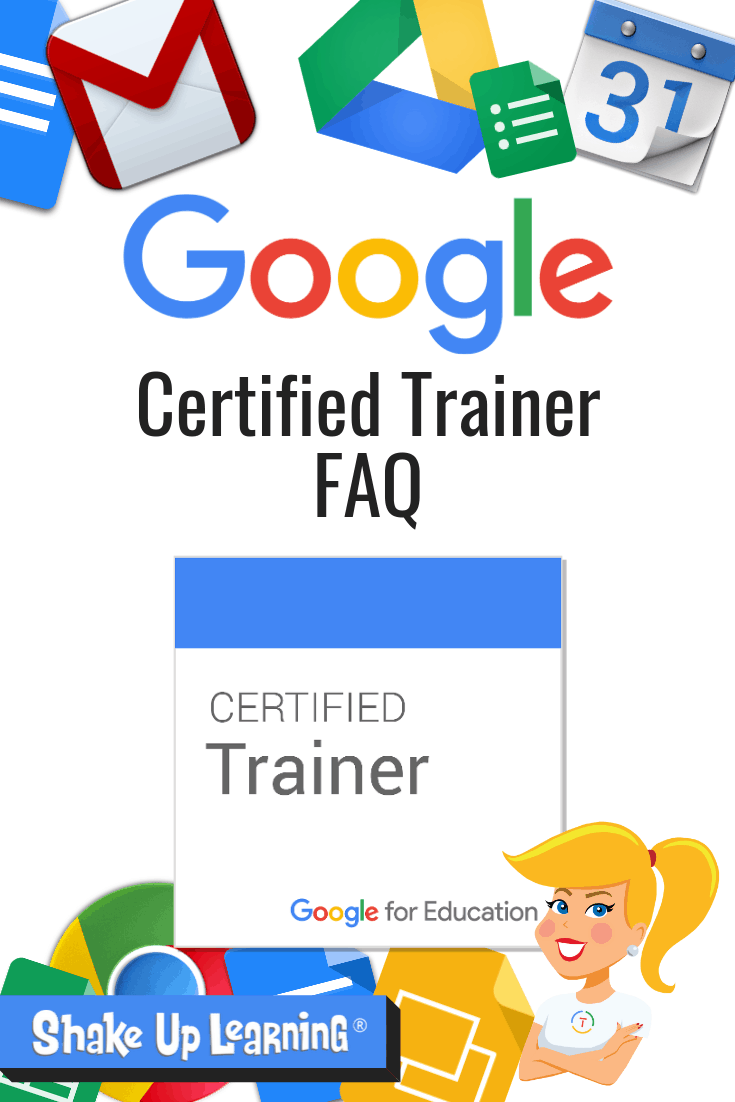 Google Certified Trainer FAQ