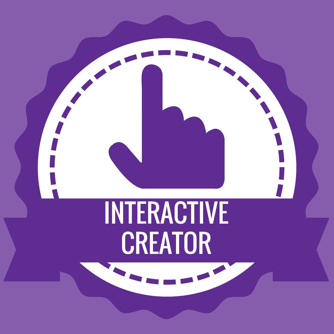 Interactive Creator