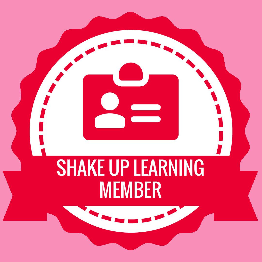 Shake Up Learning Member