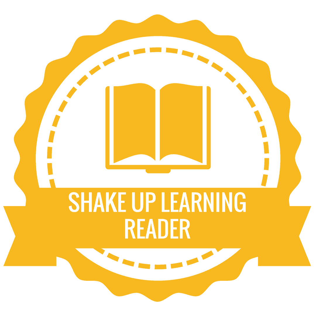 Shake Up Learning Reader