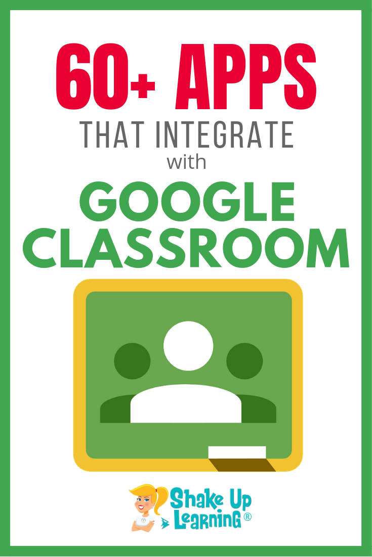 60+ Awesome Apps that Integrate with Google Classroom