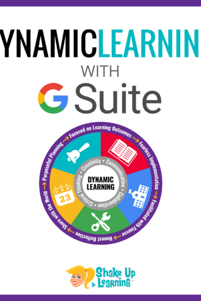 Dynamic Learning with G Suite