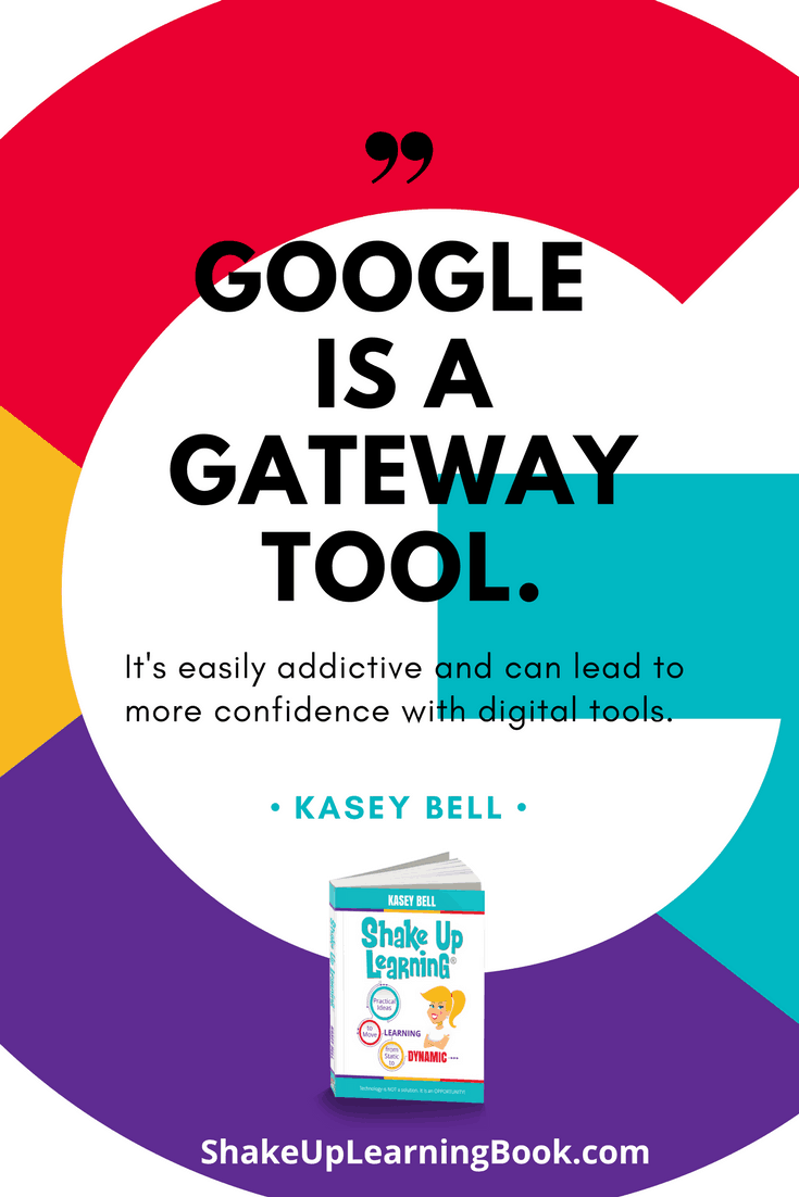 Google is a Gateway Tool