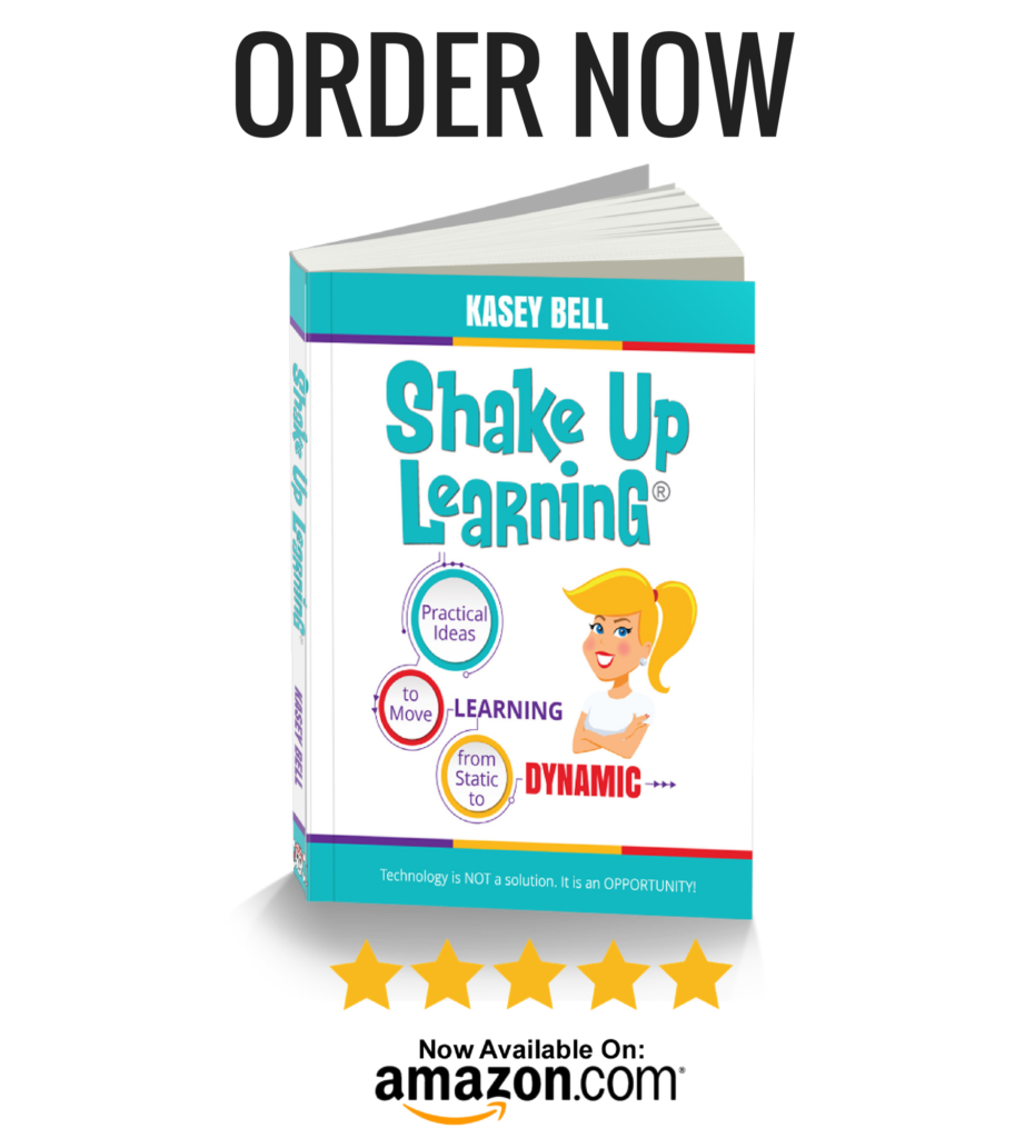 Order the Shake Up Learning Book
