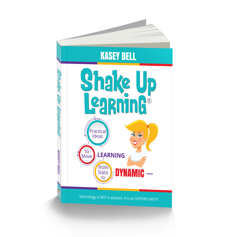 Shake Up Learning by Kasey Bell