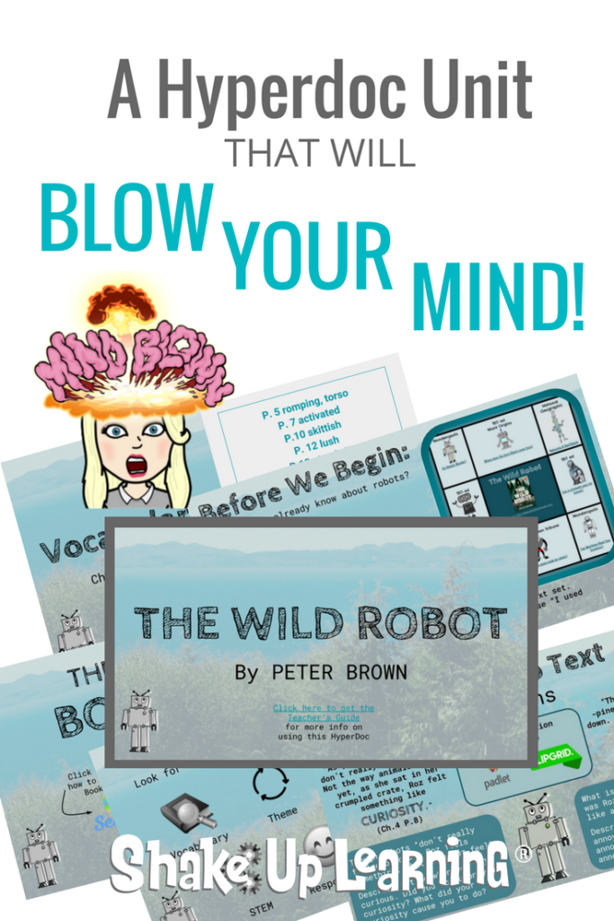 A Hyperdoc Unit That Will Blown Your Mind!