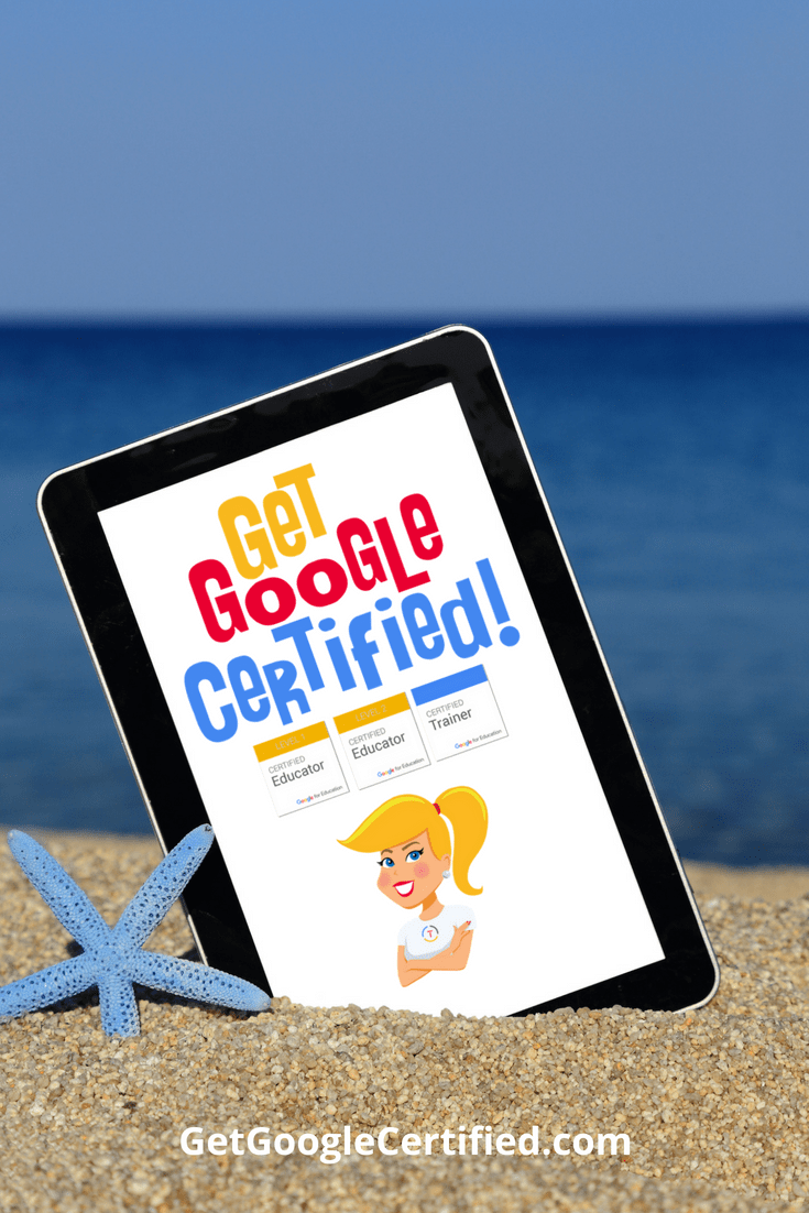 Get Google Certified This Summer!