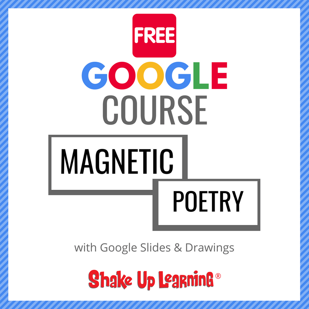 How to Create Magnetic Poetry (FREE Mini-Course)
