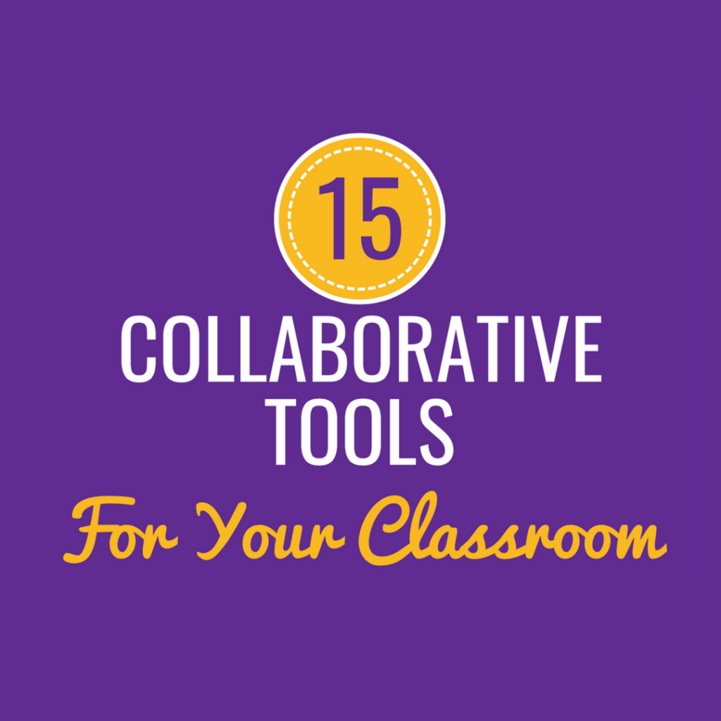 Shake up learning website and blog 15 collaborative tools for your classroom that are not google fandeluxe Choice Image