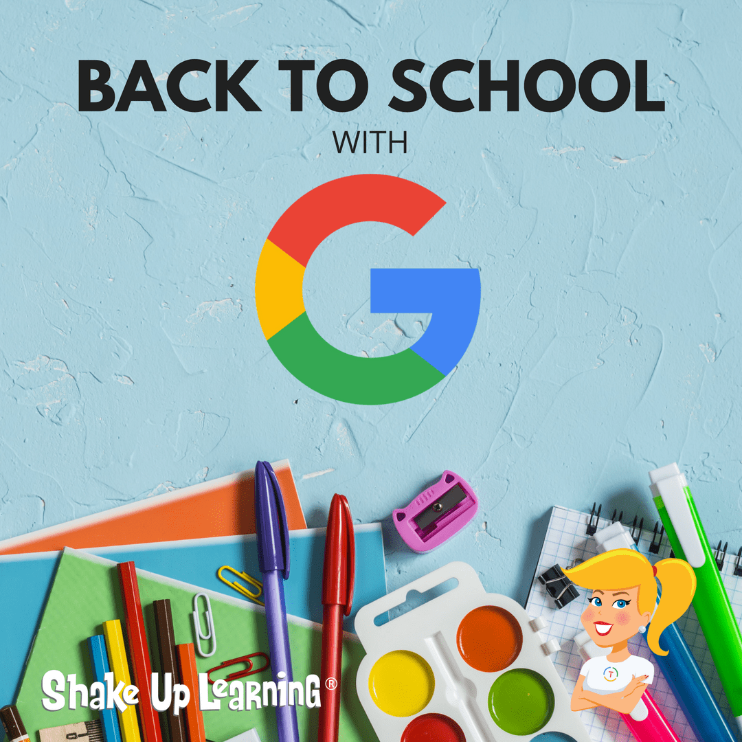 Back to School with G Suite: 6 Activities for the Classroom