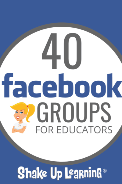 40 Facebook Groups for Educators