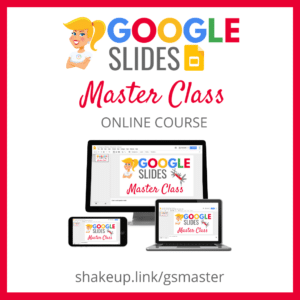 The Google Slides Online Course You Have Been Waiting For!