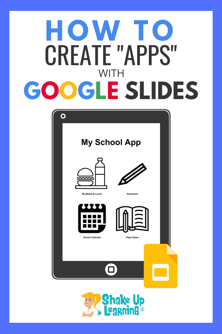 How to Create Apps With Google Slides (FREE TEMPLATE)