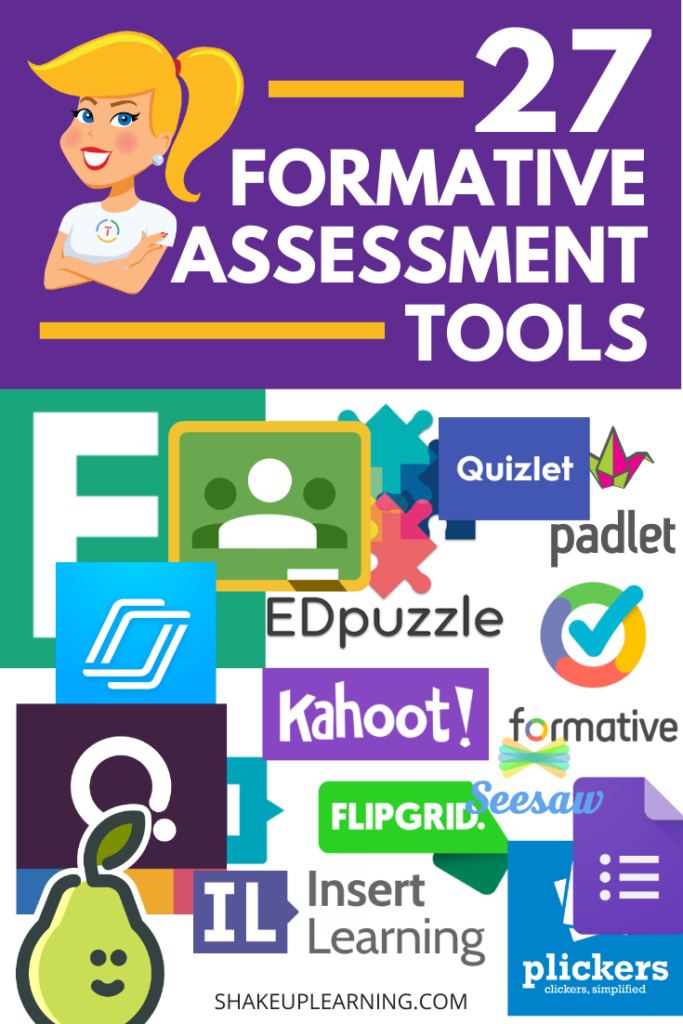 27 Formative Assessment Tools for Teachers and Students