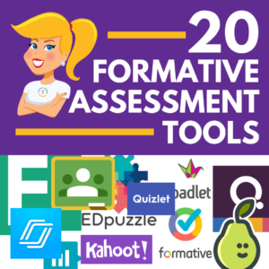 20 Formative Assessment Tools for Teachers and Students