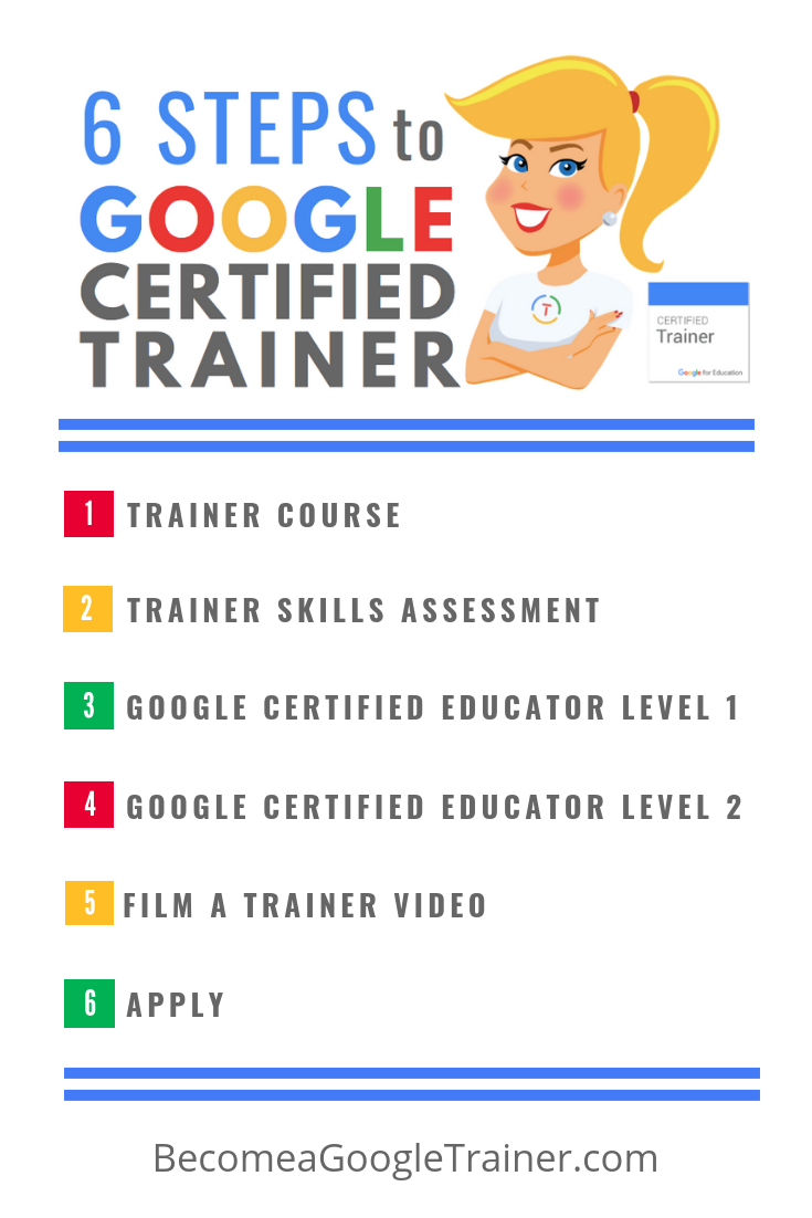 How to Become a Google Certified Trainer (6 Steps)