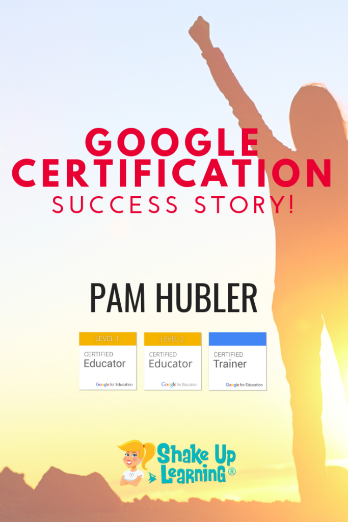 Google Success Story: Pam Hubler, Google Certified Trainer