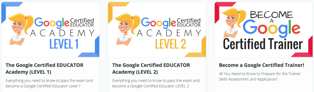Google Certification Courses