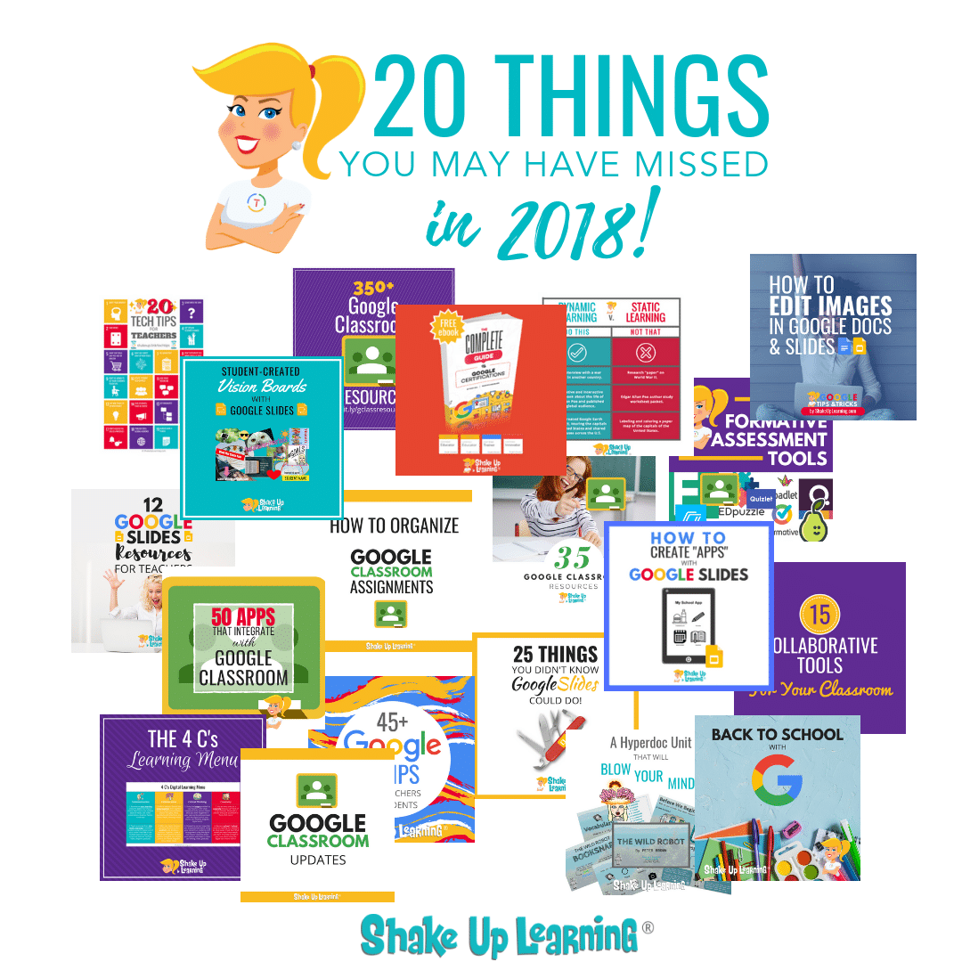 20 Things You May Have Missed in 2018