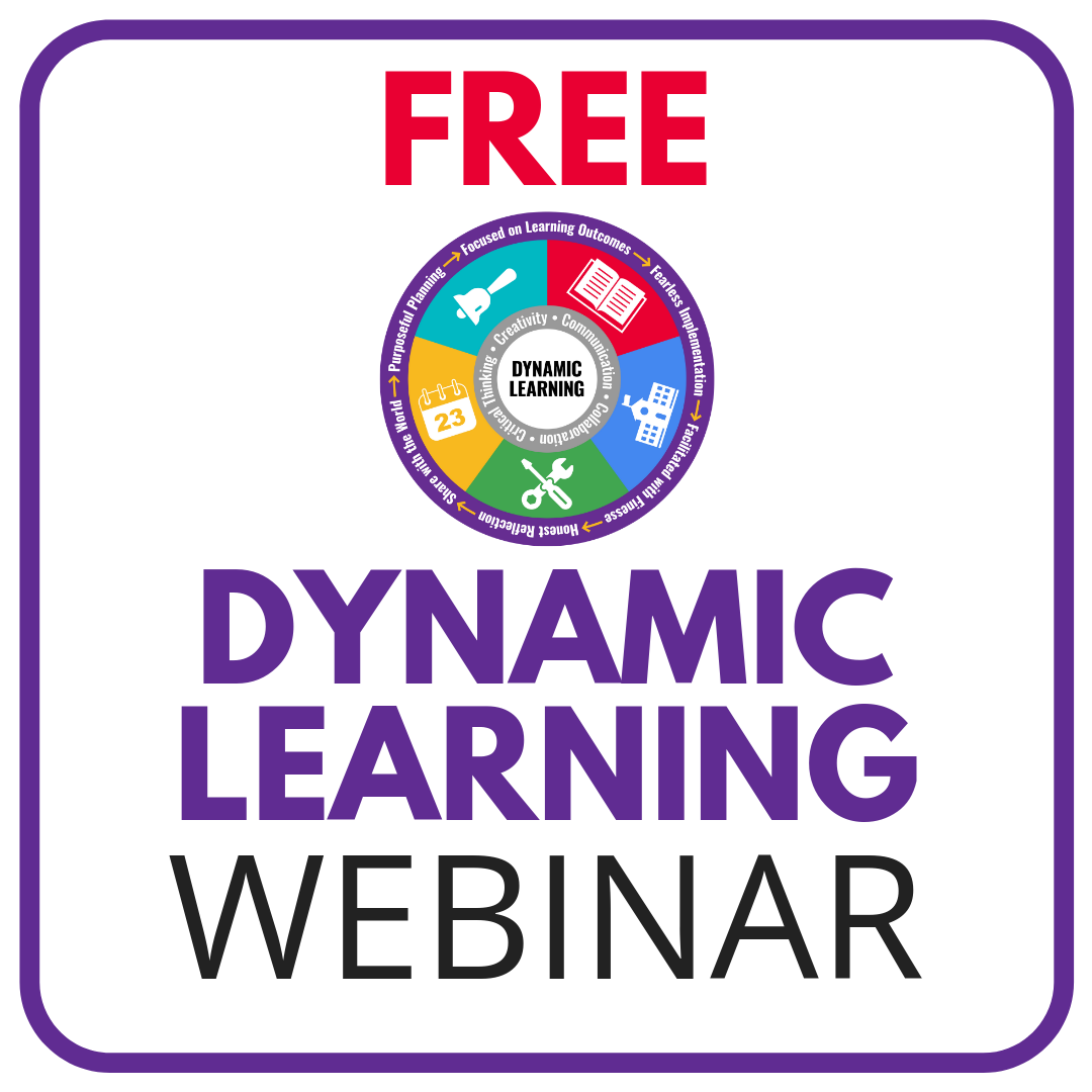 FREE Dynamic Learning Webinar