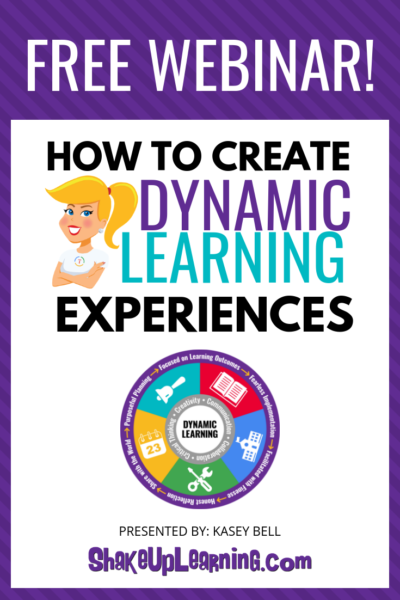 How to Create Dynamic Learning Experiences for Students